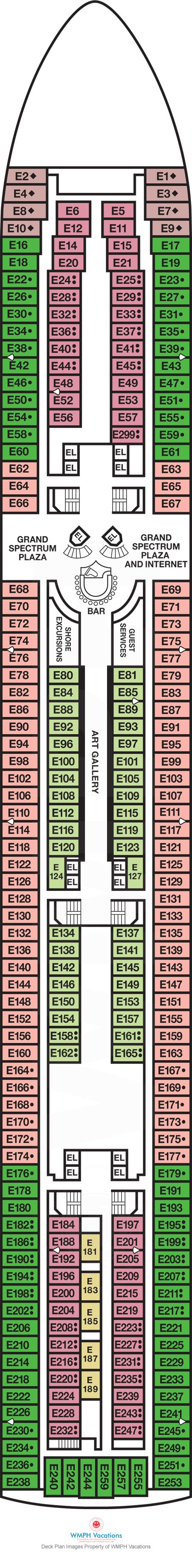 Carnival fantasy deck plans floor plans on cruisecheap carnival fantasy deck plans floor plans on cruisecheap mobile goingwent there pinterest carnival fantasy cruises and bahamas cruise baanklon Images