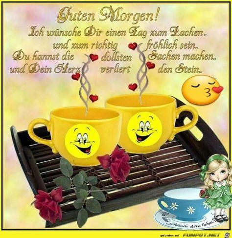 Pin Von Sigrid Bartel Auf Sigriď Guten Morgen Blumen