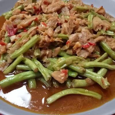 Resep Baby Buncis Ala Singapore Oleh Rahma Ovekitch Cookpad Resep Masakan Indonesia Makanan Sayuran
