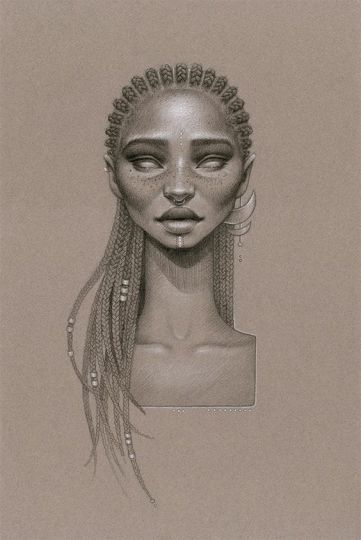11 Arte De Cabello Natural Arte Afro Arte De Africa Y Afroamericano