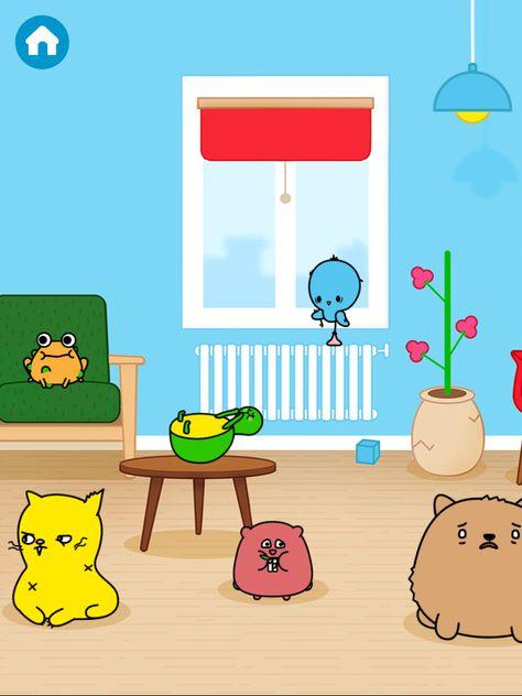 Funny pet apps: Toca Pet Doctor app