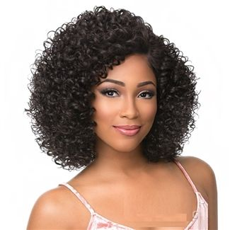Sensationnel Empress Synthetic Lace Front Edge Curved Parting Wig