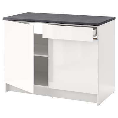 Ikea Knoxhult Unterschrank Mit Turen Schublade Unterschrank Schrankturen Schubladen