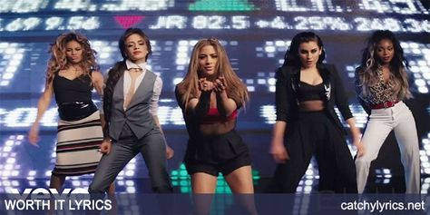 Worth It Lyrics: The the awesome English song lyrics from the album Reflection and sung by Fifth Harmony and Kid Ink. The Song is released...[ReadMore..]
