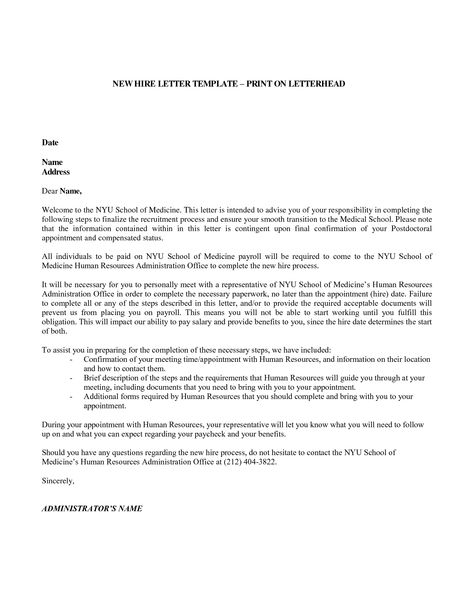 Examples Of Recommendation Letters Examples Of Reference Letters