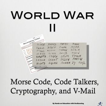US Navy Morse Code Practice Signaller, WWII WW2 WW II - sample morse code chart