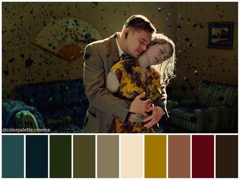 """Color Palette Cinema on Instagram: """":"""