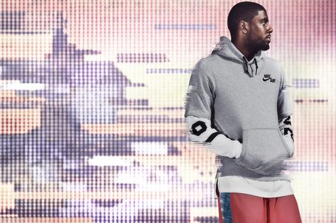 new product f6191 6fc7a Nike News - Nike Welcomes Kyrie Irving to its Esteemed Signature Athlete  Family