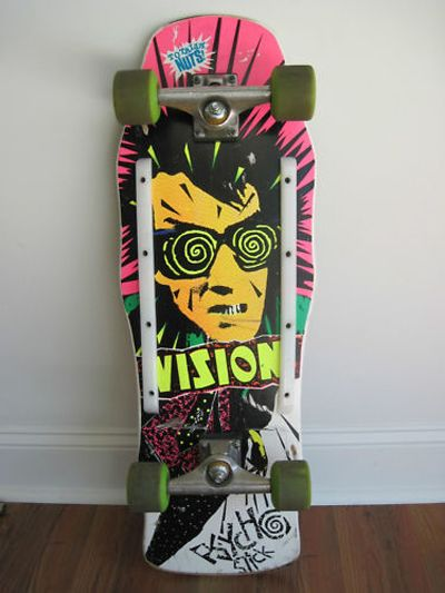 Inxs Kick Album Cover Skateboard Details With Images Album