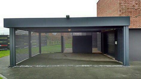 15 best Notre garage images on Pinterest Driveway entrance - fabricant de garage prefabrique