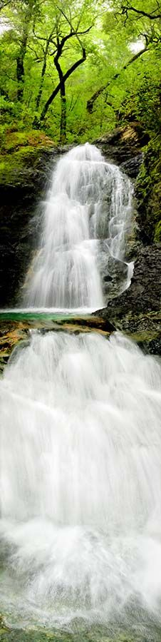 ❖ Basin Falls • Uva Canyon - Santa Clara - California •