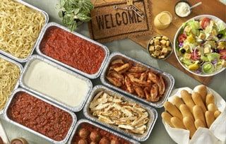 The Olive Garden Catering Menu Allows You To Create Your Own Pasta