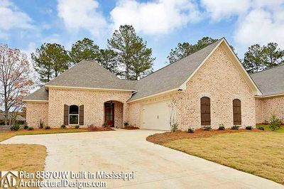 Plan 83870jw Modest French Country House Plan French Country House Plans French Country House Country House Plan