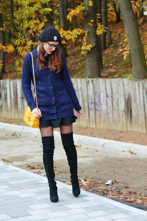 #fashion #fashionista Ruxandra From Brussels, with love ♥: Chic Geek