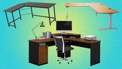 L Shaped Office Desk Cheap Industrial The Best Lshaped Desks