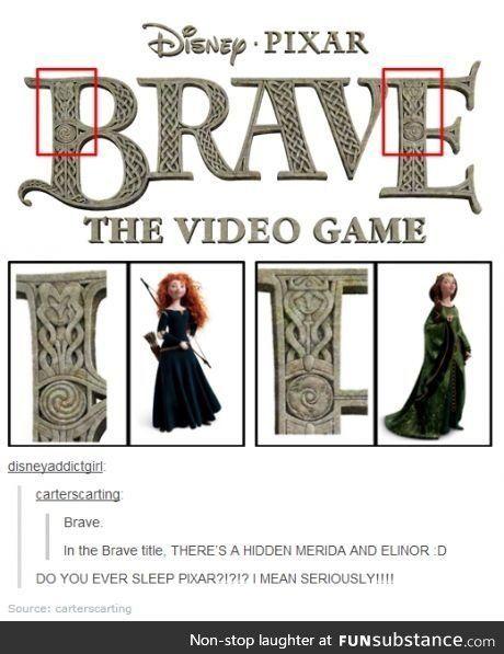 I love Brave
