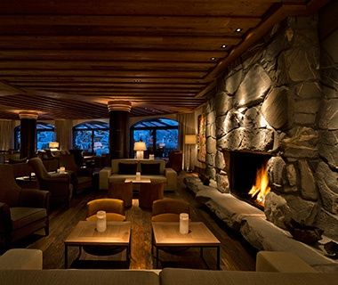 Image Result For Fireplace In Restaurant Bar Industrial Romantic Hotel Gstaad Hotel