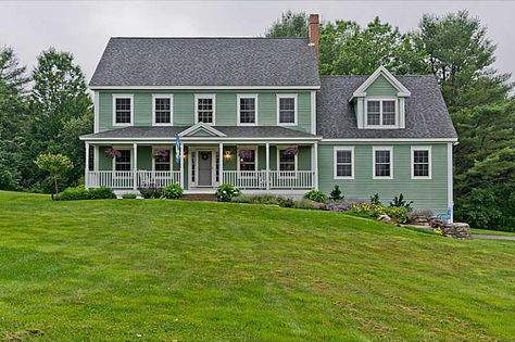 Plan 15856GE Classic Colonial House With Upstairs Master Suite