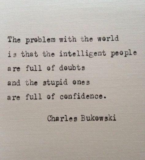 Charles Bukowski Zitat Hand auf antike von BookoftheDad auf Etsy