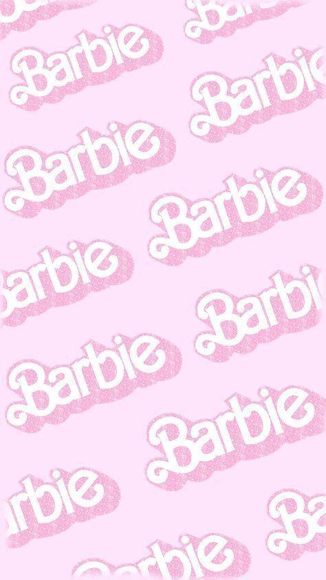 Barbie Aesthetic Wallpaper : barbie, aesthetic, wallpaper, Barbie, Wallpaper, Iphone,, Iphone, Pattern,, Pastel, Aesthetic