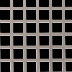 Square Perforated Carbon Steel 16980016 Mcnichols In 2020 Perforated Metal Carbon Steel Metal Sheet