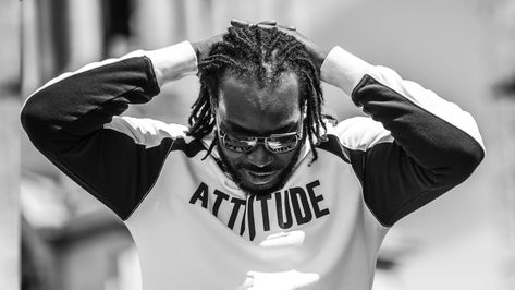 Getting through with the week the boss way. Cop yours from Attiitude #chrisgayle #universeboss #myattiitude