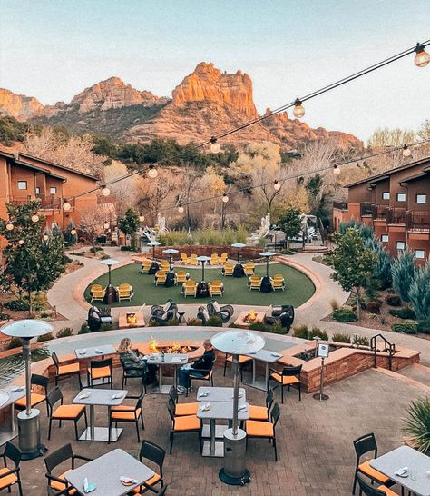 This list covers all of the top Sedona restaurants with a view so you can have the best food with a side of the most epic, incredible views! Arizona Travel, Sedona Arizona, Arizona Trip, Vacation Destinations, Vacation Spots, Sedona Restaurants, Road Trip Usa, Oh The Places You'll Go, Travel Usa