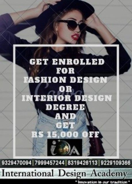 Fashion Institute In Jabalpur Interior Design Institute In Jabalpur Best Fashion Institute In Jabalpur Fashion Institute Near Me Fashion Designing College I Fashion Design Interior Design Degree Design