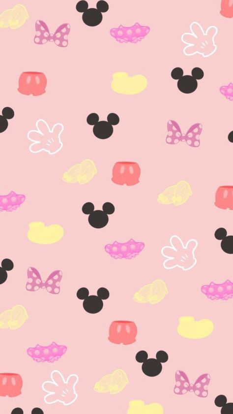 Wallpaper Phone Disney Minnie Mouse We Heart It 52 Ideas Wallpaper Iphone Disney Mickey Mouse Wallpaper Mickey Mouse Wallpaper Iphone