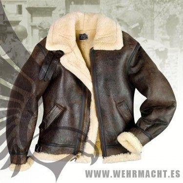 comprar chaqueta aviador hombre
