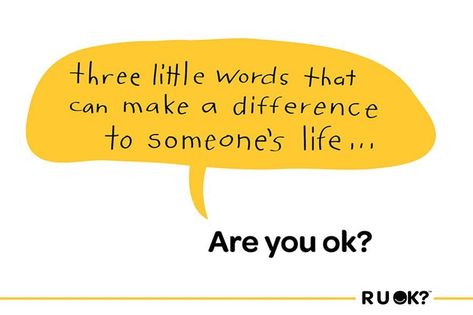 R U OK?  A conversation could change a life!  Make that one of your goals today 💯💕 . . . #SuicidePreventionDay #SuicidePrevention #SuicideAwarenessWeek #goals #mentalhealth #RUOKDay2019 #RUOK #early #learning #mindset #sydney #sydneylocal #lovelocal #children #parents #lovelife #love #care #happy #keeppushing #smile #mentalhealthawareness #vibes #positivevibesonly #centre #manager #today #conversation #todolist #hawkesbury  Reach out..DM us or link in bio!👇🙂