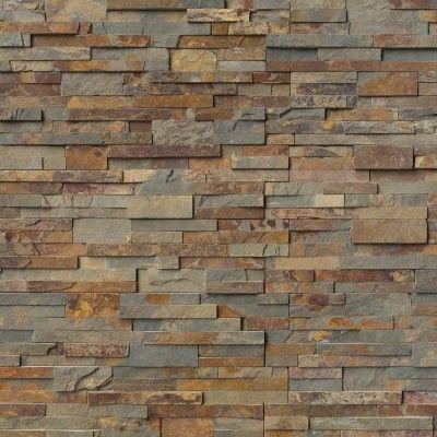 Ms International Ledger Panel Slate Wall Tile Slate Wall Tiles Exterior Wall Tiles Stone Veneer Panels