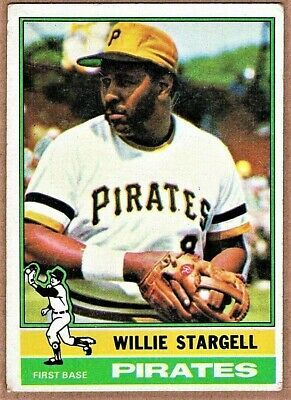 Find Many Great New Used Options And Get The Best Deals For Willie Stargell 1976 Topps 270 At The Best Pittsburgh Pirates Baseball Baseball Cards Baseball