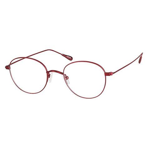 ff152a1f02 Zenni Browline Prescription Eyeglasses Purple Tortoiseshell Mixed Materials  1911817 in 2019