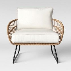 Southport Patio Egg Chair Opalhouse In 2020 Patio Furniture