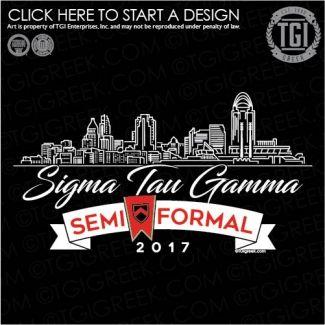 Sigma Tau Gamma Fraternity Banner Gstc Banner Sigma Tau Gamma Tau Gamma Tau