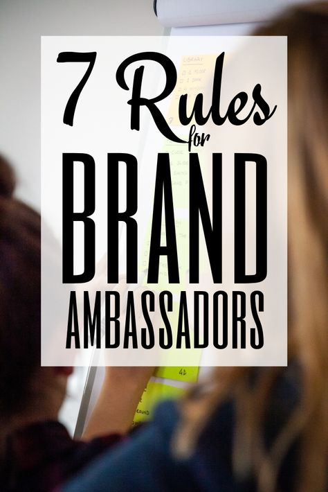 Campus Marketing In 2019 — The 7 Rules For Brand Ambassadors