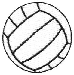 Volleyball Embroidery Design Machine Embroidery Machine Embroidery Designs Embroidery Designs
