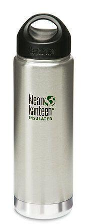 KLEAN KANTEEN 592ml 20 oz INSULATED Stainless Water Bottle  *BEST PRICE*