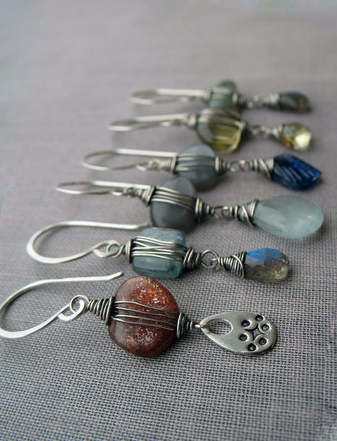 Sweet      The Line Up by Brenda McGowan Jewelry/ Studio B