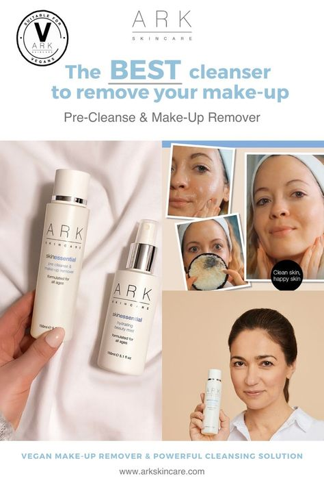 Introduce a pre cleanse to your skincare and make-up removal routine and you'll never look back. This multi-fruit lipid blend with Omegas 3, 6  9 is perfect for thoroughly removing your make-up and clearing away everyday grime build-up. Shop now at www.arkskincare.com