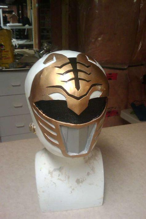 :D Power Rangers helmet tutorial. most legit one I have found!
