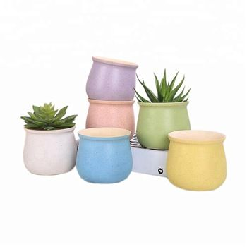 4 Inch Ceramic Pots For Plants Or Flower Pots Planters Type Floor Boughpot Flower Kettle Sprinkler Flower Tub Pots Pergola Propagator Kits Small Fence V