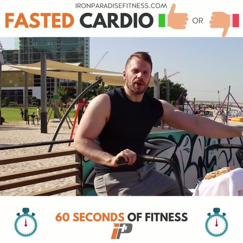 gymrat 💥 60 SECONDS OF FITNESS - Is...