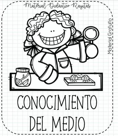Pin De Zosia En Kolorowanki Portada De Cuaderno De Ciencias Caratulas De Ciencias Naturales Dibujos De Ciencias Naturales