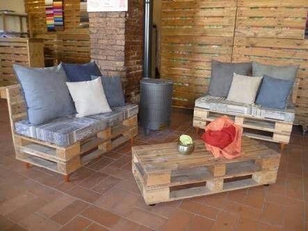 45 DIY Massive Holzmöbel Aus Paletten   Umweltfreundlich Und Nützlich |  Wohnung | Pinterest | Holzmöbel, Umweltfreundlich Und Paletten Kissen