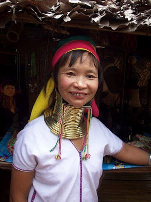 Thailand Adventures: Trekking to the Long Neck Hill Tribe Villages and Chiang Mai and Chiang Rai