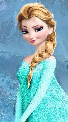 FrozenshockedElsa the Queen of lightning Elysia  Elsas
