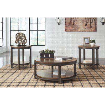 Piece Coffee Table, Bates Furniture Company Dalton Ga