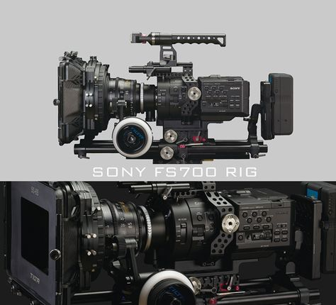 Tilta Sony FS700 Rig is available for pre-order @ ikancorp.com